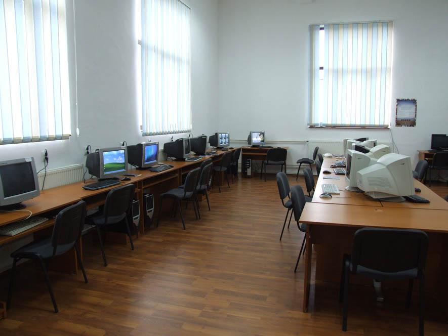 Laborator informatica